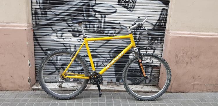 Bicicleta mtb talla xl