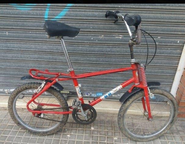 Bh bicicross primera serie