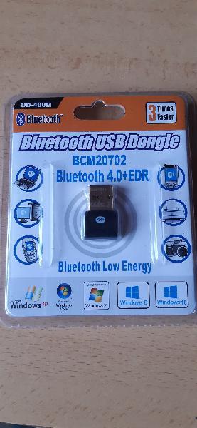 Bluetooth 4.0 +edr conexión usb