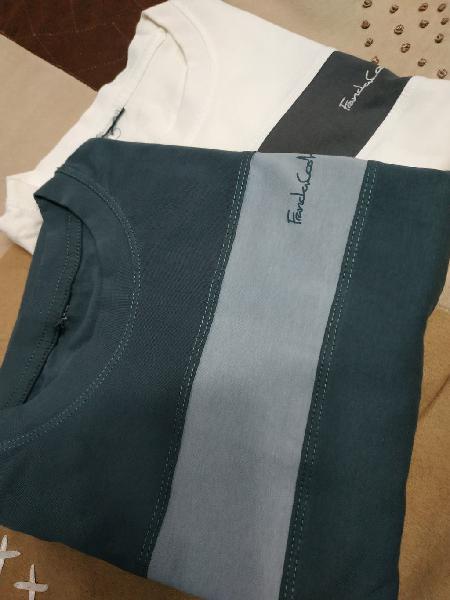 Camisetas(2) manga corta,chico todo 5€