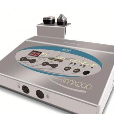 Dispositivo facial ultrasonidos sonix duo