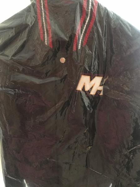 Edición limitada miami heat chaqueta bomber