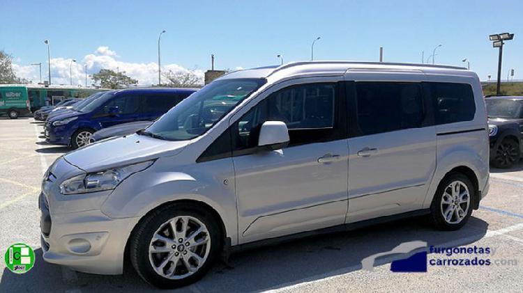 Ford tourneo connect 1.5tdci auto-s&s titanium ps 120