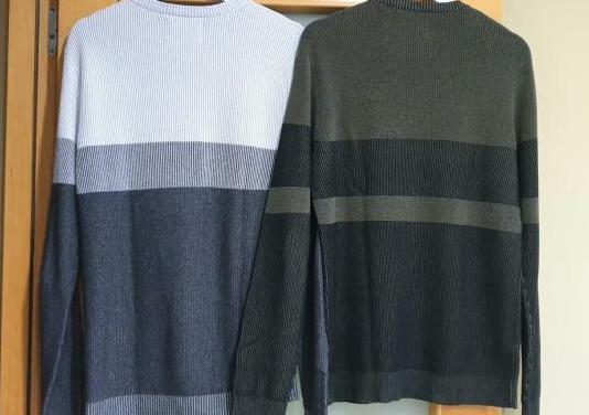 Ganga. dos jerseys x 35. m. nuevos