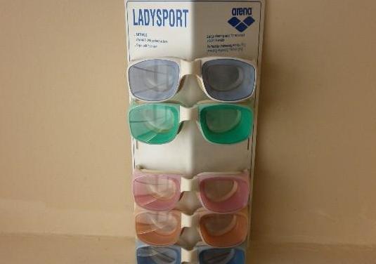 Gafas vintage de mujer arena para deportes