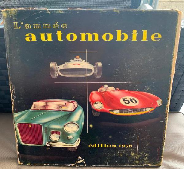 L ´année automobile 1956