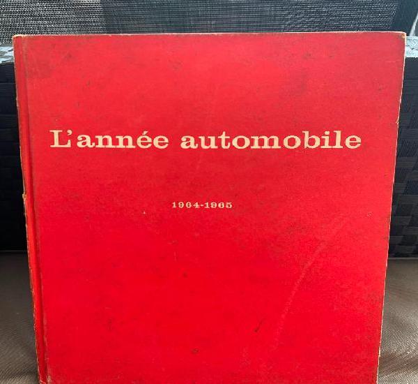 L ´année automobile 1964-1965