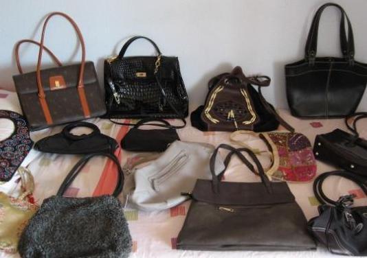 Lote bolsos mujer