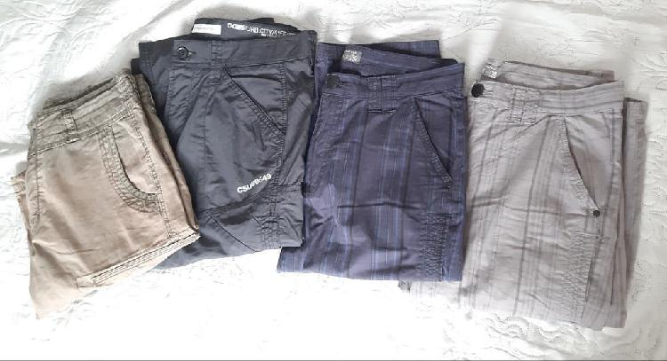 Lote pantalones cortos chico