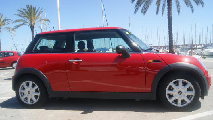 Mini mini gasolina de 3 puertas