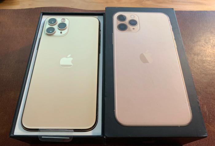 Originale apple iphone 11 pro y apple iphone 11 pro max