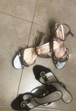 Sandalias variadas