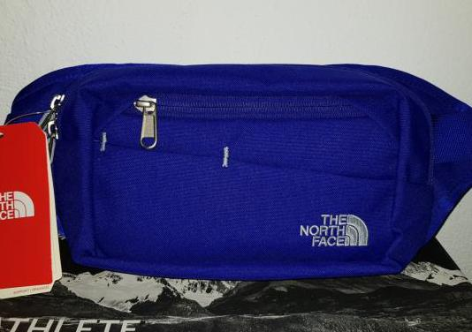 The north face color azul