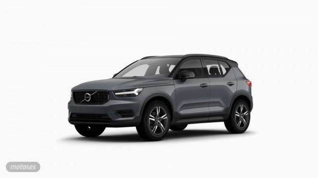 Volvo xc40 2.0 d3 r-design auto de 2021 por 36.900 eur. en