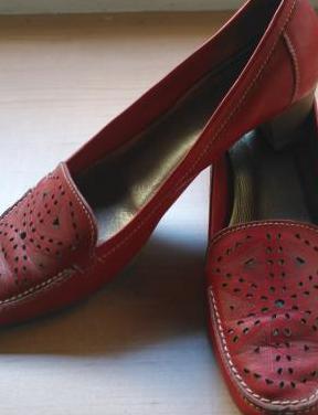 Zapatos wonders nº 39 - tacón 4.50cm