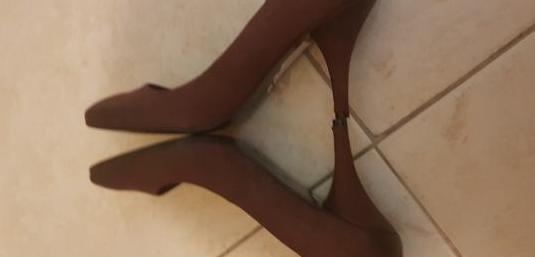 Zapatos mujer piel nuevos