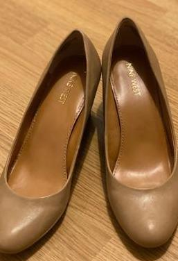 Zapatos mujer tacón nine west 38