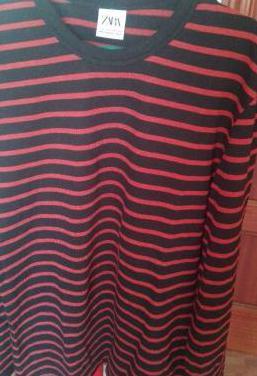 Zara jersey de rayas