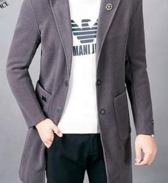 Abrigo chaqueta versace