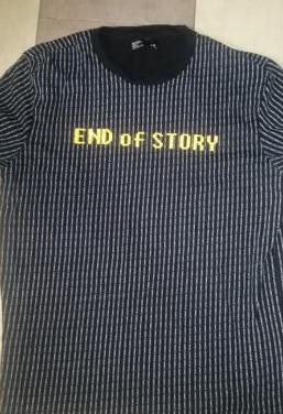 Camiseta manga corta berska