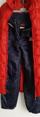 Cazadora y pantalon de nieve