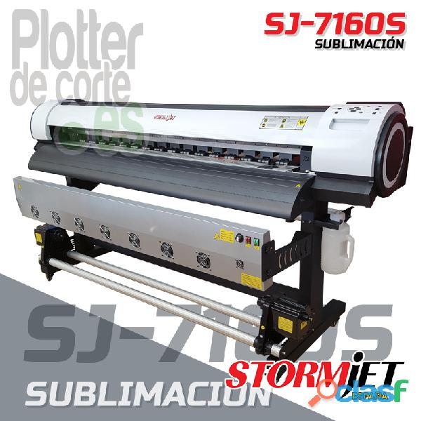 IMPRESORA DE SUBLIMACION STORMJET 7160