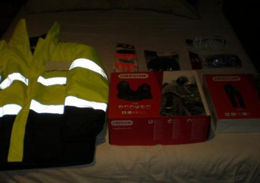 Ropa y calzado de trabajo