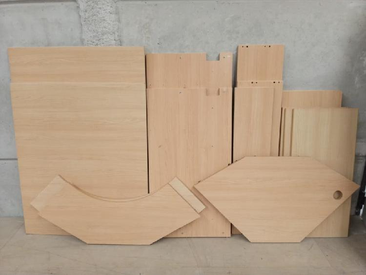 Selección de madera