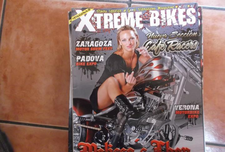 X treme bikes nº 77, melissa chop,victory