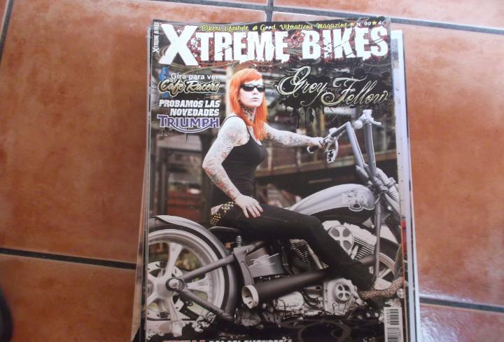 X treme bikes nº 90,2 revistas en 1 la otra cafe