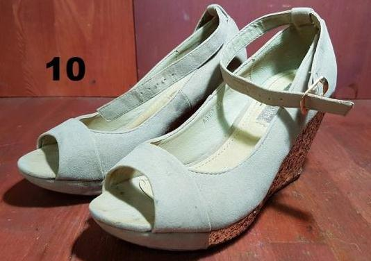 Zapatos 2 mujer nº 36 tacon zapato mujer