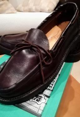 Zapatos piel caballero nº41