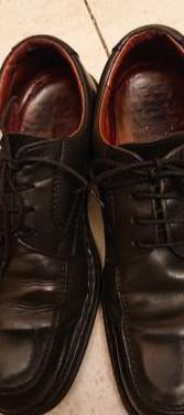 Zapatos piel número 43