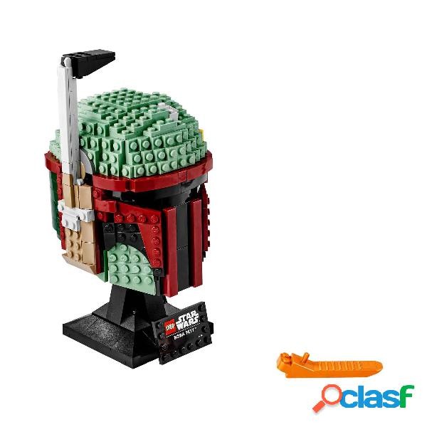 Star wars casco de boba fett