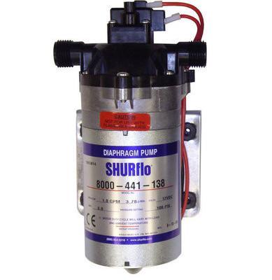 Bomba de presión de agua shurflo 8000-441-138