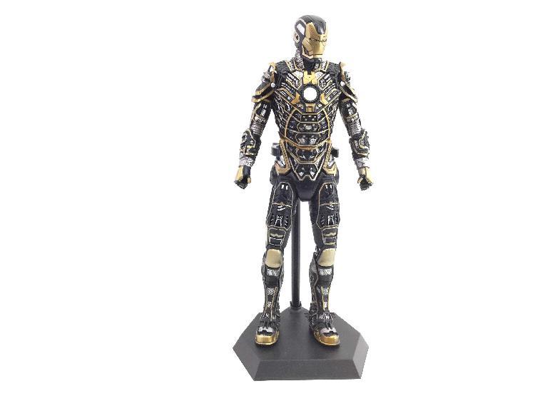Figura accion hot toys ironman 3 bones (mark xli 1/6 escala)