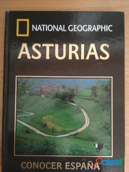 Libro de ASTURIAS National Geographic