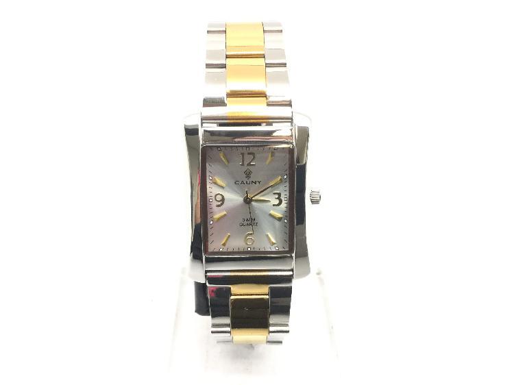Reloj pulsera caballero cauny 620099c