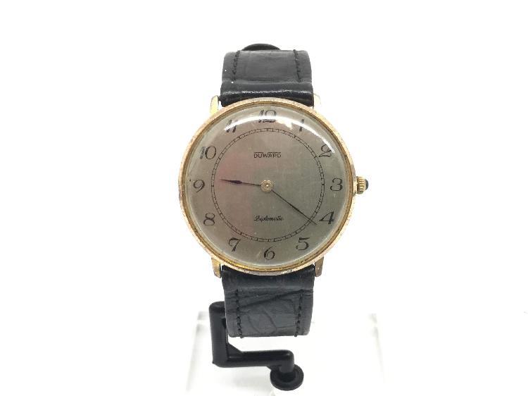 Reloj pulsera unisex duward diplomatic