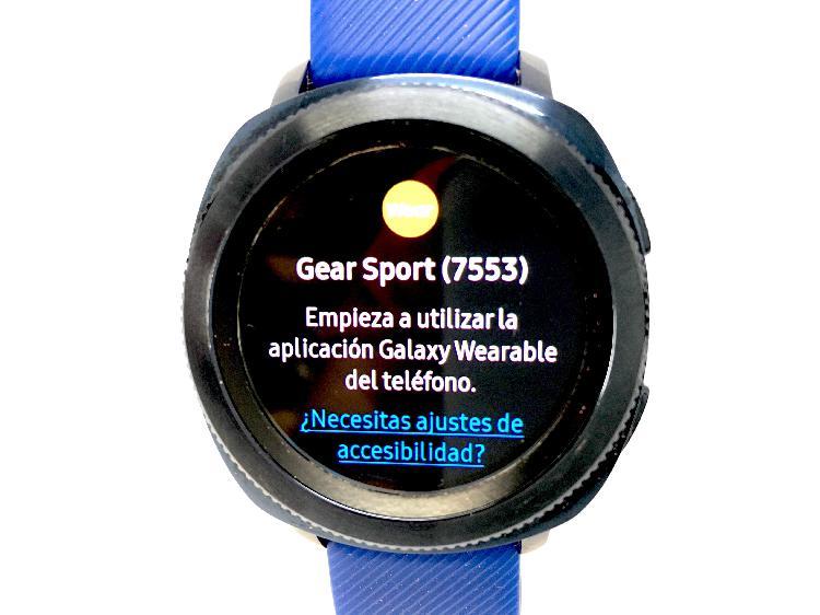 Samsung galaxy gear sport sm-r600