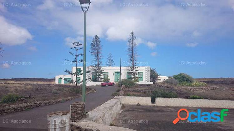 Venta Villa - La Vegueta, Tinajo, Las Palmas, Lanzarote [62900]