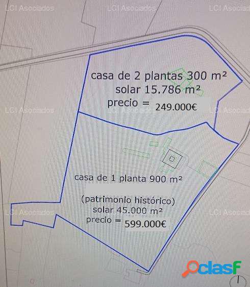 Venta Villa - La Vegueta, Tinajo, Las Palmas, Lanzarote [62900] 3