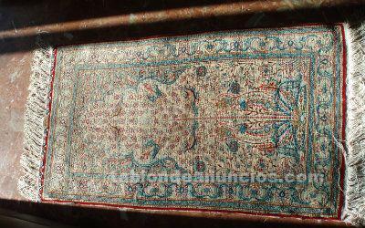 3 piezas 2 jereques turcos de oración hechos a mano seda