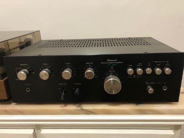 Amplificador sansui au-3900