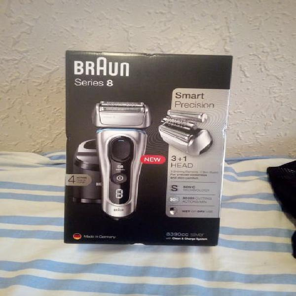 Braun series 8.