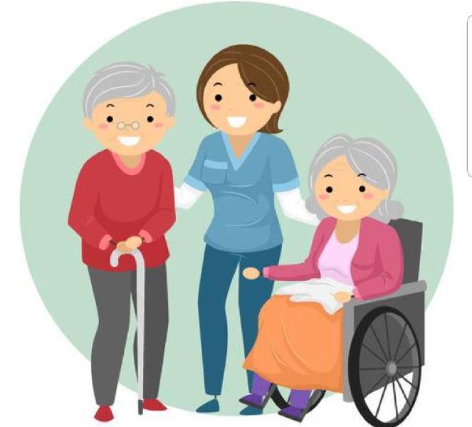 Canguro y cuidado de personas mayores por horas