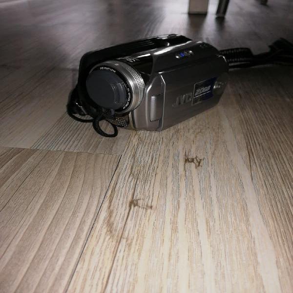Cámara de fotos y vídeo jvc everio 20gb