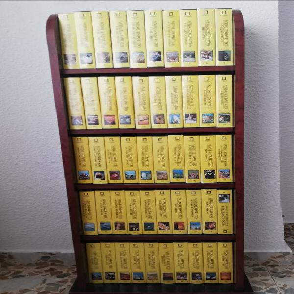 Colección vhs national geographic