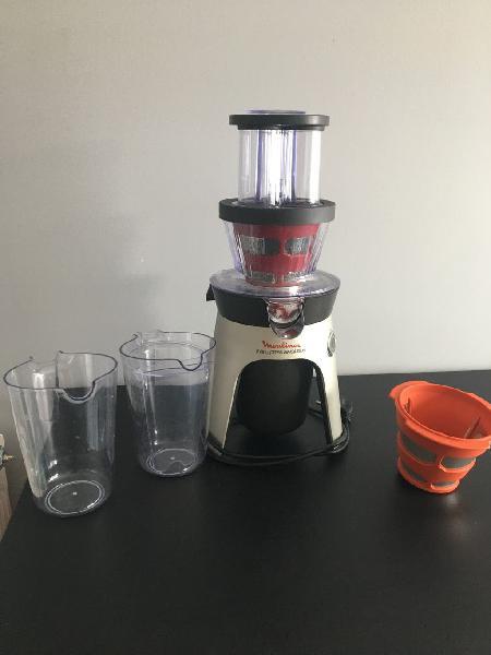 Extractor de zumo frutos moulinex
