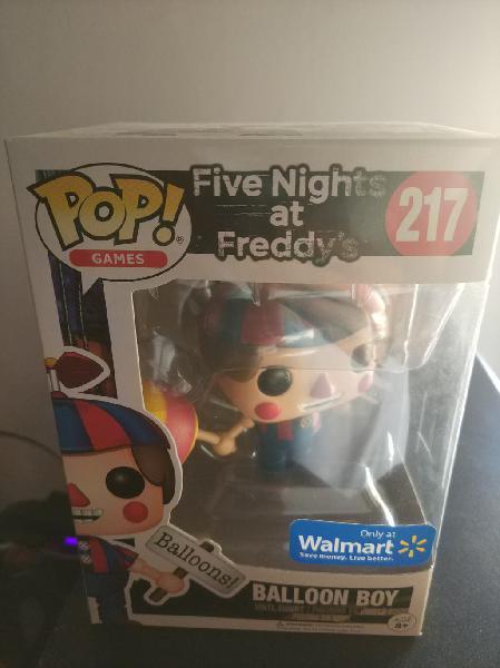 Funko pop balloon boy walmart